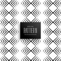 aztec stijl lijn patroon ontwerp