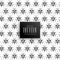 geometrisch abstract patroonontwerp als achtergrond