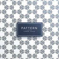 creative line flower pattern background