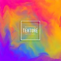 Acuarela de colores abstractos hermoso fondo