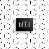 geometric hexagonal style pattern background