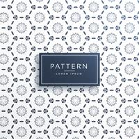 creative hexagonal style vector pattern