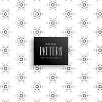 abstrakte Muster Design Vektor Hintergrund