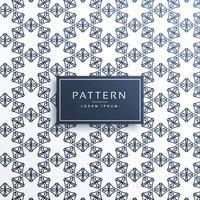 abstrakt stilfullt mönster bakgrundsdesign