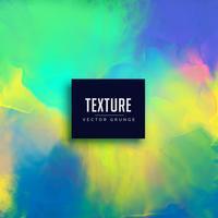 Fondo de vector de textura acuarela hermosa