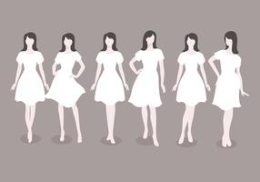 Pose Mannequin Vector