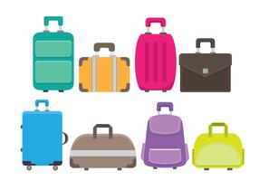 Collection de bagages