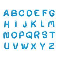 Wasser Alphabet