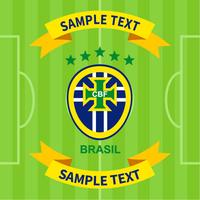 Brazilian Soccer Patch