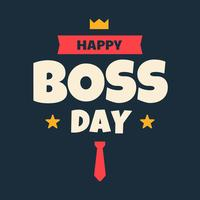 Glad Boss Day