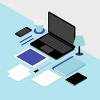 Vector Isometric Workspace