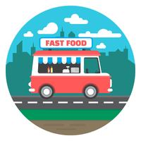 Camion di fast food