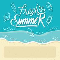 Popsicles d'été