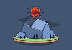 Vulkan Vektor