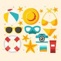 Elemento de accesorios de playa