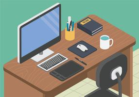 Isometric-workspace