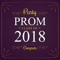 Luxury Golden Party Prom Background
