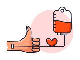 Mejores vectores de Drive de Sangre
