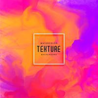kleurrijke inkt stroom aquarel textuur achtergrond