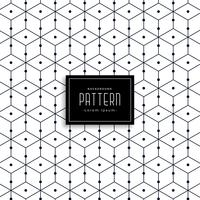 línea elegante diseño geométrico patrón