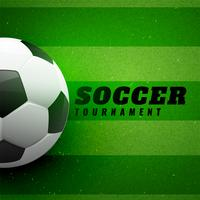football on green grass design background