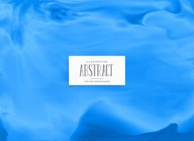 blue watercolor ink flue background