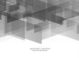 abstrait géométrique dans l'ombre grise