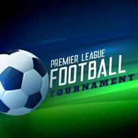 football sports tournament soccer championship background