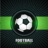 abstract football soccer tournament sports background