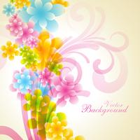 flor de vetor