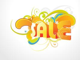 Sale backgroud vector