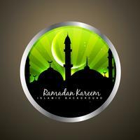 Ramadan Kareem Label