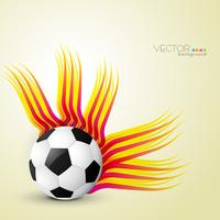 abstract football design