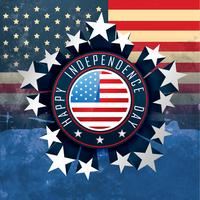 american label vector