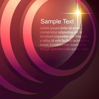 abstract vector shiny design