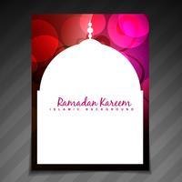 elegant ramadan festival
