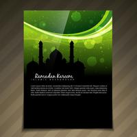 fond de festival islamique