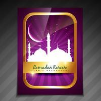islamitische festival achtergrond