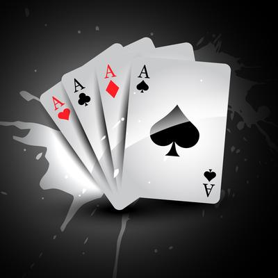 Poker Game Cards Vector Art Graphics Freevector Com