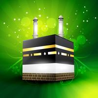 qaaba sharif vector