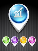 ícone de crescimento