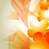 abstrait de couleur orange