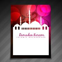 Ramadan Festival Vorlage