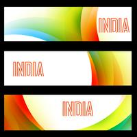 indische Flag-Header