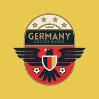 Germany World Cup Soccer Badges
