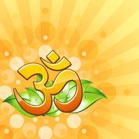 diseño del símbolo om