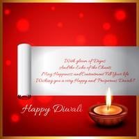 Diwali diya background