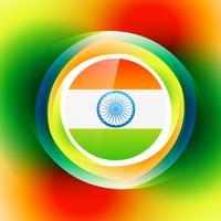 fundo indiano colorido