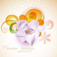 desenho de flores