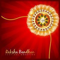 raksha bandhan festivalontwerp